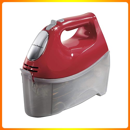 Hamilton Beach 6-Speed Electric Handheld Mixer with 5 Attachments