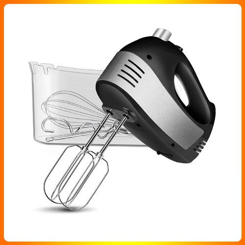 Hand Mixer Electric, Cusinaid 5-Speed Hand Mixer