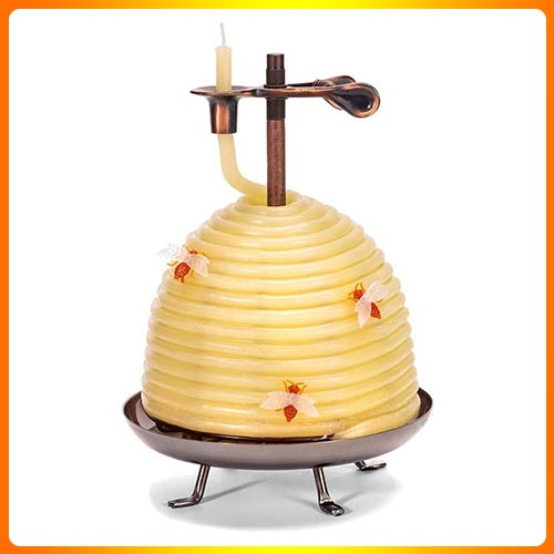Hour-Beehive-Eco-friendly-Beeswax-Candle