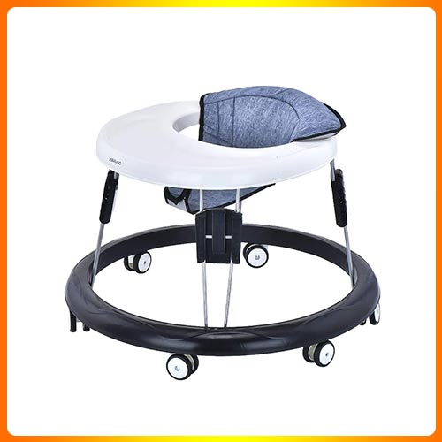 ICUBY Foldable Activity Baby Walker for Boys and Girls