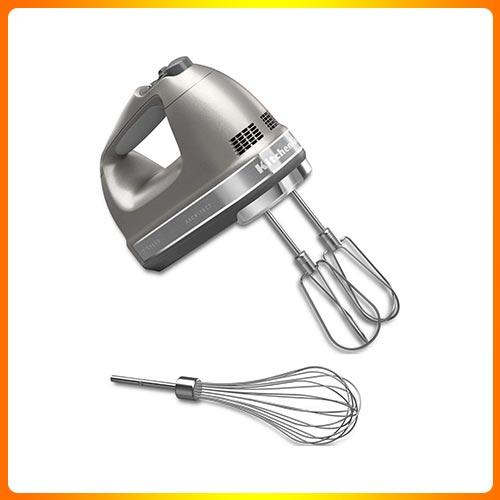 KitchenAid 7 Speed Handheld Mixer