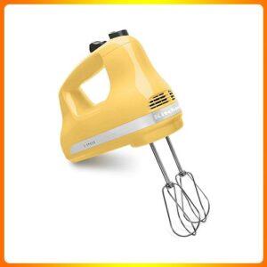 KitchenAid-KHM512MY-5-Speed-Ultra-Power-Hand-Mixer