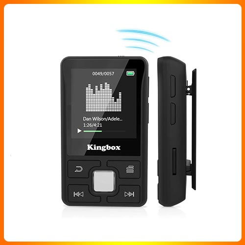 Kingbox MP3 Player for Audiobooks