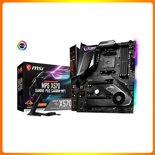 MSI MPG X570 GAMING EDGE Motherboard