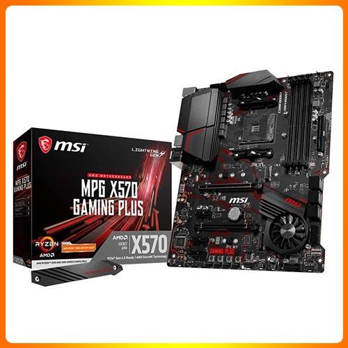 MSI-MPG-X570-GAMING | Best AMD PCIe 4.0 Motherboard