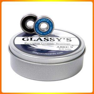 Magneto-Glassy s-Ceramic-Bearings