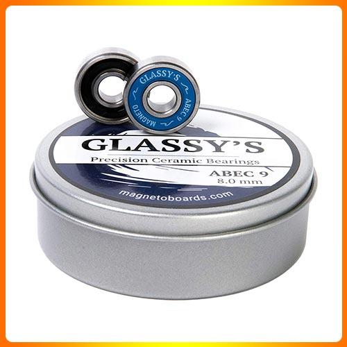 Magneto Glassy's Ceramic Bearings