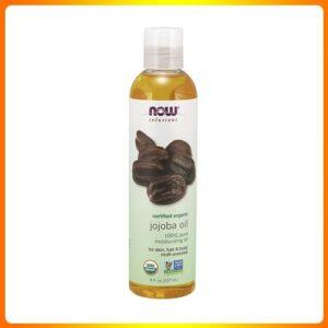 NOW-Solutions,-Organic-Jojoba-Oil