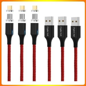 Nylon Braided Charging Cable
