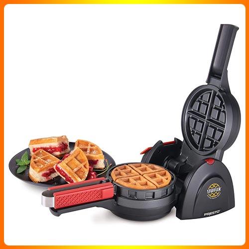 Presto-03512-Stuffler-Stuffed-Thin-Waffle-Maker