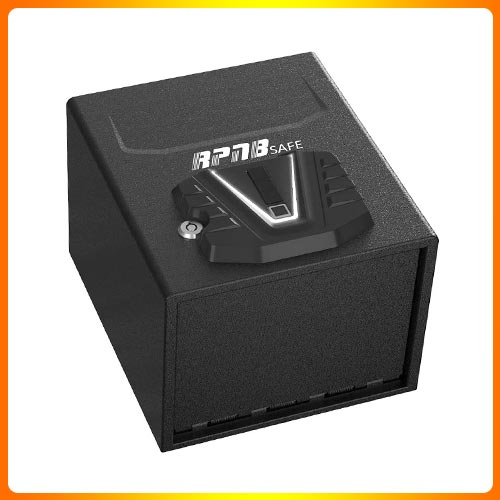RPNB Gun Security Safe with Biometric Fingerprint & Digital KeyPad