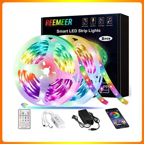 Reemeer RGB LED Strip Lights