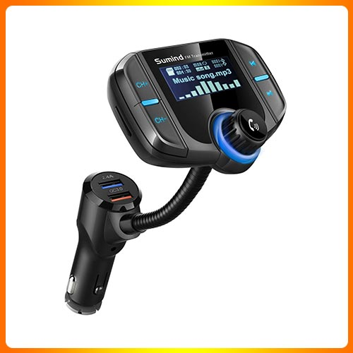 Sumind Wireless Bluetooth Transmitter for Car