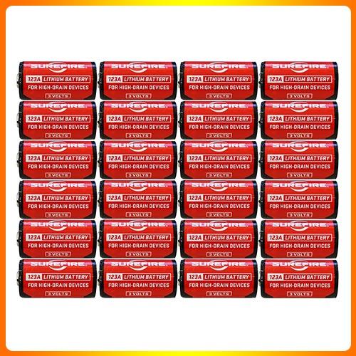 Surefire-SF123A-Lithium-Batteries