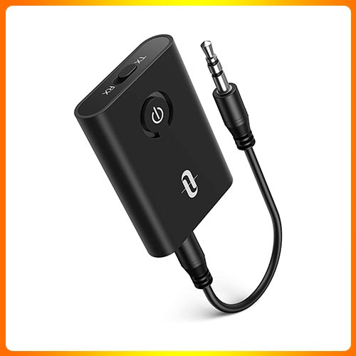 TaoTronics Bluetooth Transmitter for Car