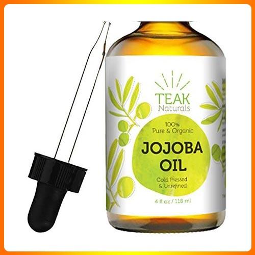 Teak Naturals JoJoba Oil