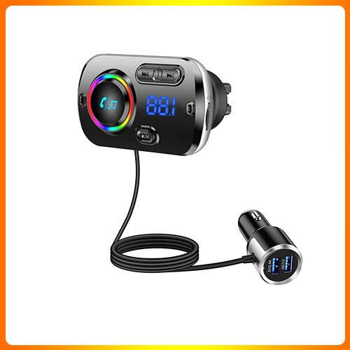 Tecboss Bluetooth FM Transmitter for Car