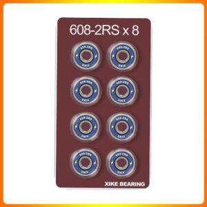 XiKe-Longboard-Bearings