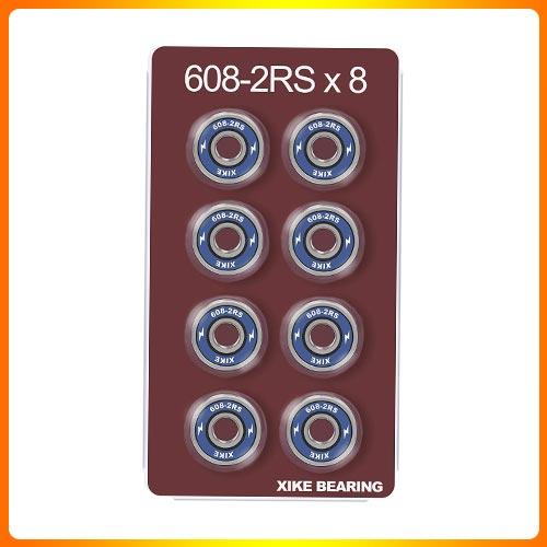 XiKe Longboard Bearings