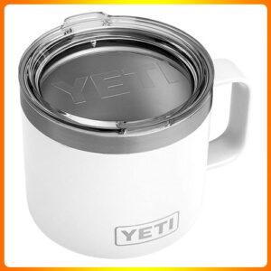 YETI-RAMBLER-14-OZ-MUG,-STAINLESS-STEEL,-VACUUM-INSULATED-WITH-STANDARD-LID.