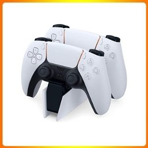 Dual technology charging PlayStation console..