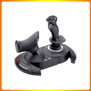 Thrust master T flight Hotas X Flight Stick PS3 and PC