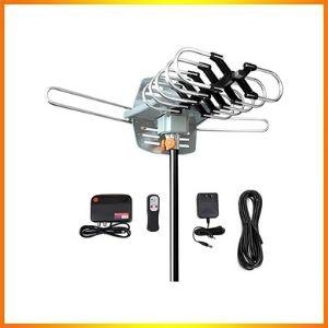 Vansky Digital Pre-Amplified Outdoor TV Antenna Omnidirectional Reception<br />