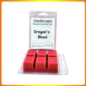 Candlecopia Dragon's Blood Wax Melts