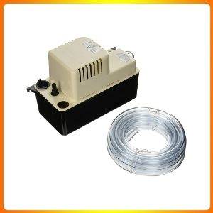 LITTLE GIANT 554415 65 GPH 115V AUTOMATIC CONDENSATE REMOVAL PUMP WITH SAFETY SWITCH AND 20 FEET TUBING.