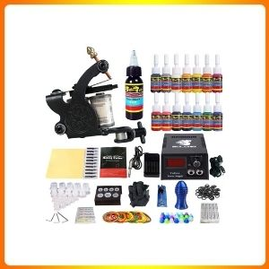 Solong Tattoo Complete Starter Tattoo Kit