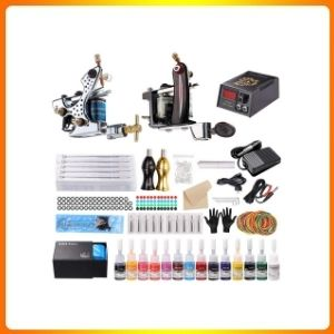 Tornado Complete Tattoo Kit for Beginners