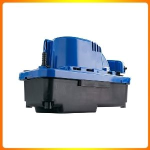 LITTLE GIANT VCMX 20ULST 554550 VCMX SERIES AUTOMATIC CONDENSATE REMOVAL PUMP WITH SAFETY SWITCH 115 VOLTS, 1/3 HORSEPOWER.