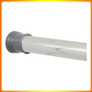 ZPC Zenith products corporation, chrome ZPC Zenith products Zenna home 502S, tension shower stall rod, 26 to 40 inch, 24.