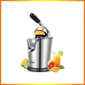 Aicok Electric Orange Juicer Squeezer