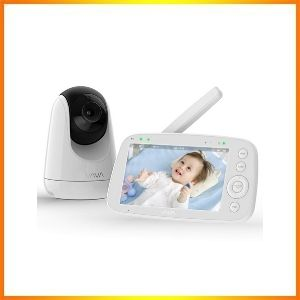 Baby Monitor, VAVA 720P 5 HD Display Video Baby Monitor
