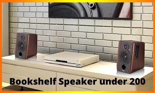 Bookshelf Speaker Under 200