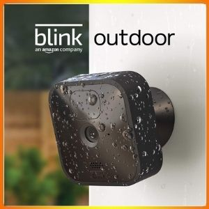 Blink Outdoor – wireless HD security Camera