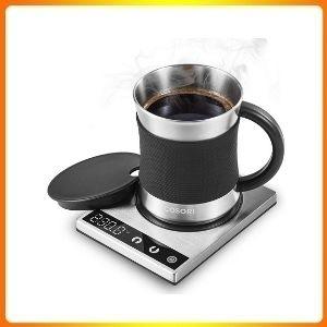 COSORI Coffee Mug Warmer & Mug Set
