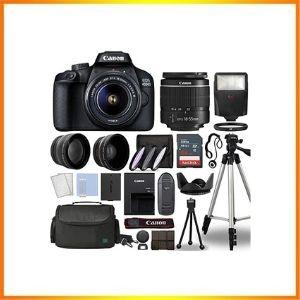Canon EOS 4000D / Rebel T100 Digital SLR Camera<br />