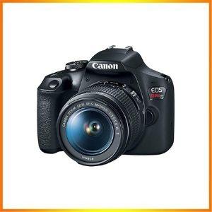 Canon EOS Rebel T7 DSLR Camera<br />