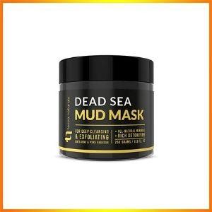 Dead Sea Mud Mask Reduces Blackheads, Pores, Acne, & Oily Skin<br />
