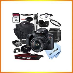 EOS Canon Rebel T100 DSLR Camera