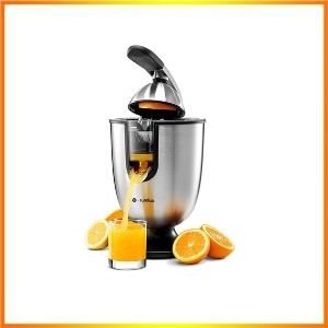 Eurolux ELCJ-1700 Electric Citrus Juicer Squeezer