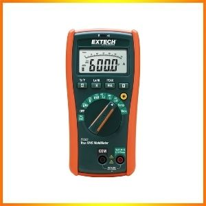 Extech EX363 Compact HVAC True RMS with Built-in NCV MultiMeter