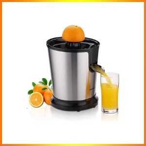 Home Leader Citrus Juicer, Stainless Steel Juice Squeezer