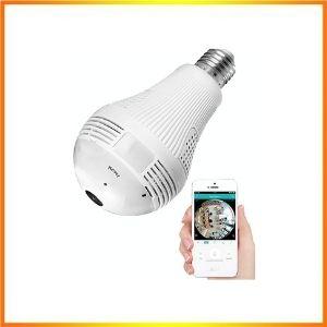 Light Bulb Camera Monitor<br />