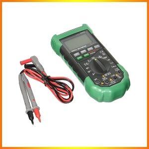 Mastech MS8229 Auto-Ranging 5-in-1 Multi-functional Digital Multimeter