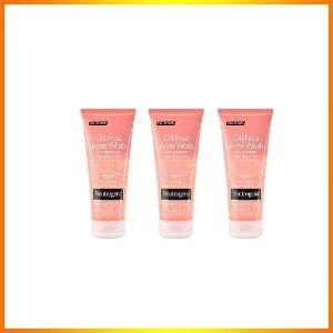 Neutrogena Pink Grapefruit Acne Face Wash