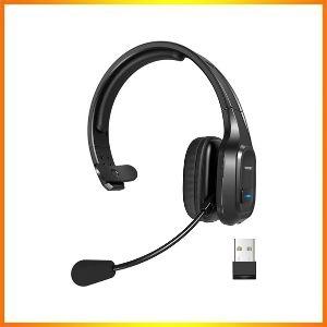 TECKNET Bluetooth Trucker Headset<br />
