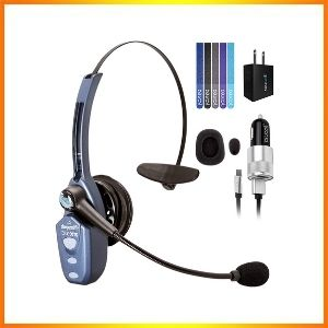VXI BlueParrott B250-XTS Bluetooth Headset<br />